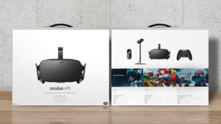 L'Oculus Rift officiellement commercialisé en Europe à partir du 20 septembre