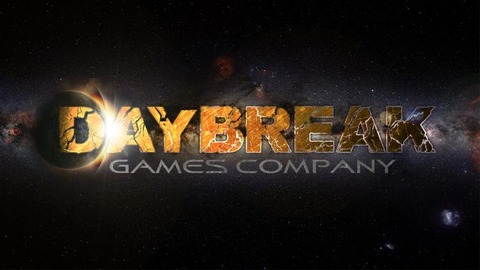 Daybreak Game Company - Daybreak Game recrute pour son projet non encore annoncé