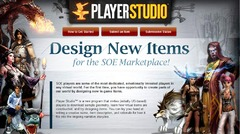 Créations de contenu par les joueurs : lancement de Player Studio
