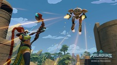 Distribution : 150 invitations au bêta-test de Paladins