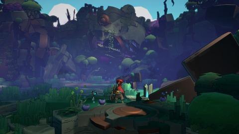 Hob - Runic Games (Torchlight) esquisse Hob, son prochain jeu d'exploration