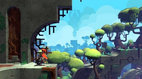 Hob - Hob, l'envoutant jeu d'exploration de Runic Game, s'annonce dans les bacs le 26 septembre