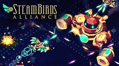 Spry Fox récidive et annonce Steambirds Alliance