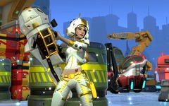 Atlas Reactor abandonne le free-to-play au profit du buy-to-play