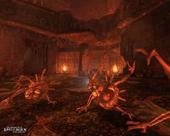 Hurleurs dans les Caveaux de la Confrérie