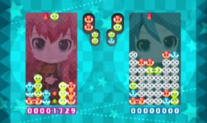 Le jeu complet Puyo Puyo, un petit plus appréciable