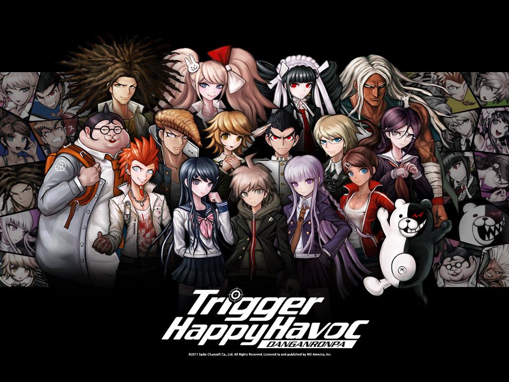 Au tour de Danganronpa: Trigger Happy Havoc de faire un tour sur PC
