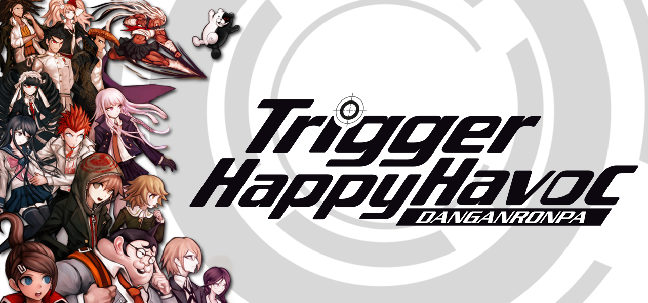 Test : Danganronpa : Trigger Happy Havoc Steam Edition