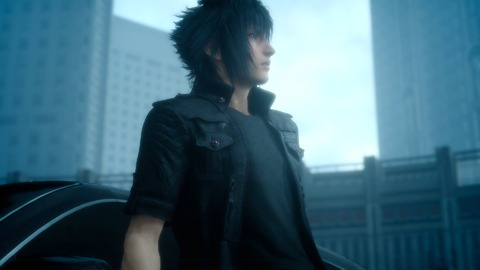 Square Enix - Square Enix annonce un « MMO mobile » adapté de Final Fantasy XV