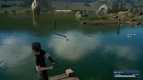 La pêche, c'est son dada.