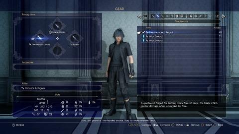 Armes, accessoires et tenues permettent de personnaliser vos personnages.