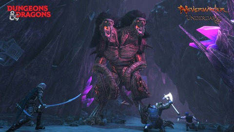 Neverwinter: Underdark - Le module Neverwinter: Underdark lancé sur PC