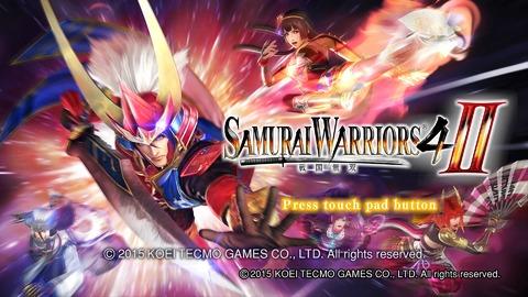 Prise en main de Samuraï Warriors 4-II