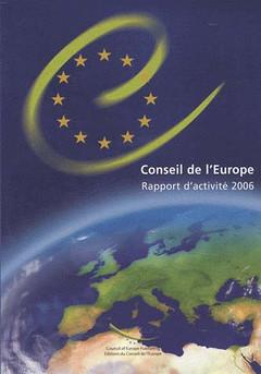 Rapport d'activité du Conseil de l'Europe
