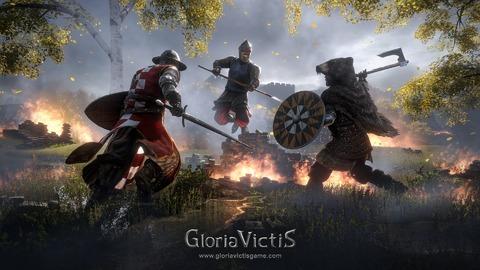 Gloria Victis - Vers une refonte de la carte de Gloria Victis pour repenser ses mécaniques PvP