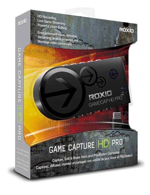 Roxio - Mise à l'épreuve de la Roxio Game Capture HD Pro