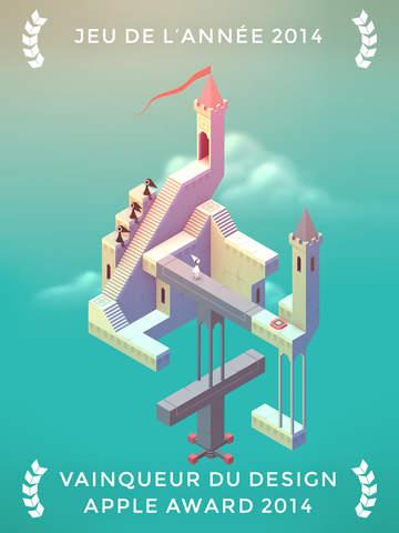 Monument Valley gratuit, aujourd'hui seulement ! (iOS)