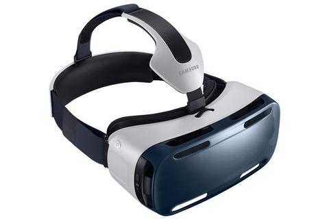 Gear VR - Le Gear VR en précommande en vue d'une sortie le 20 novembre