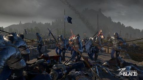 Conqueror's Blade - Conqueror's Blade en bêta occidentale à partir du 26 janvier