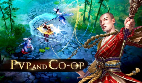 Age of Wushu Dynasty - Age of Wushu Dynasty à l'assaut des plateformes iOS, Android et Amazon
