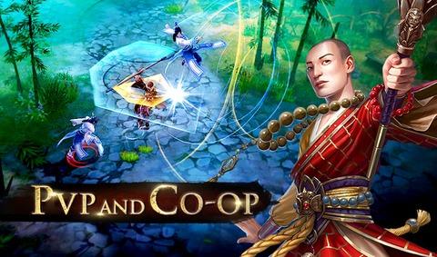 Age of Wushu Dynasty - Age of Wushu Dynasty à l'assaut des plateformes iOS, Android et Amazon