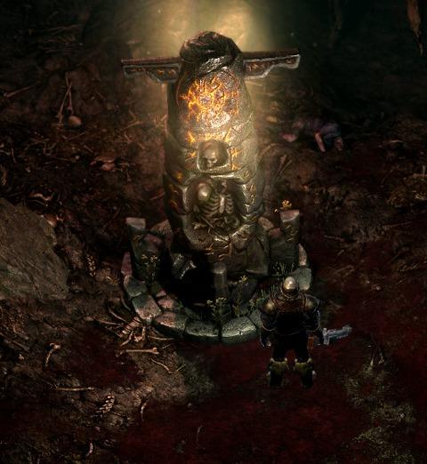 Grim Dawn - Grim Dawn ajoute la Devotion en jeu