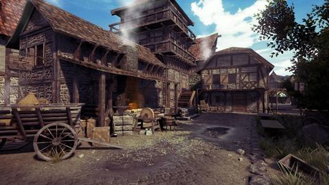 Chronicles of Elyria - Soulbound signe avec Improbable pour générer le monde évolutif des Chronicles of Elyria