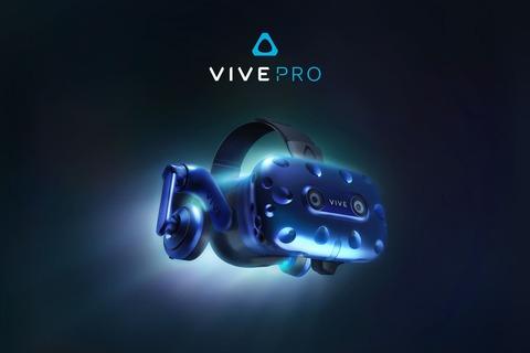 HTC Vive - Vive Pro et adaptateur Vive Wireless annoncés au CES de Las Vegas