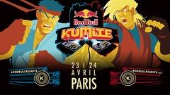 Red Bull Kumite - Deux tournois pour 16 champions à Paris