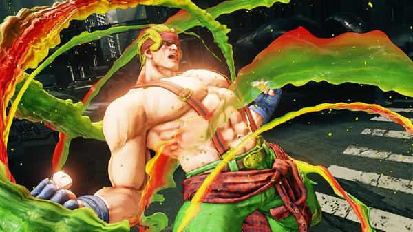 Alex, Didacticiels et Défis : les détails sur la première mise à jour de Street Fighter V