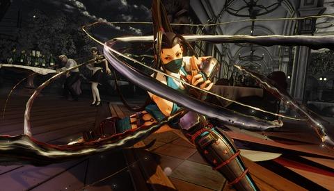 Street Fighter V - Ibuki - Le personnage de mai de Street Fighter V repoussé à juin ?