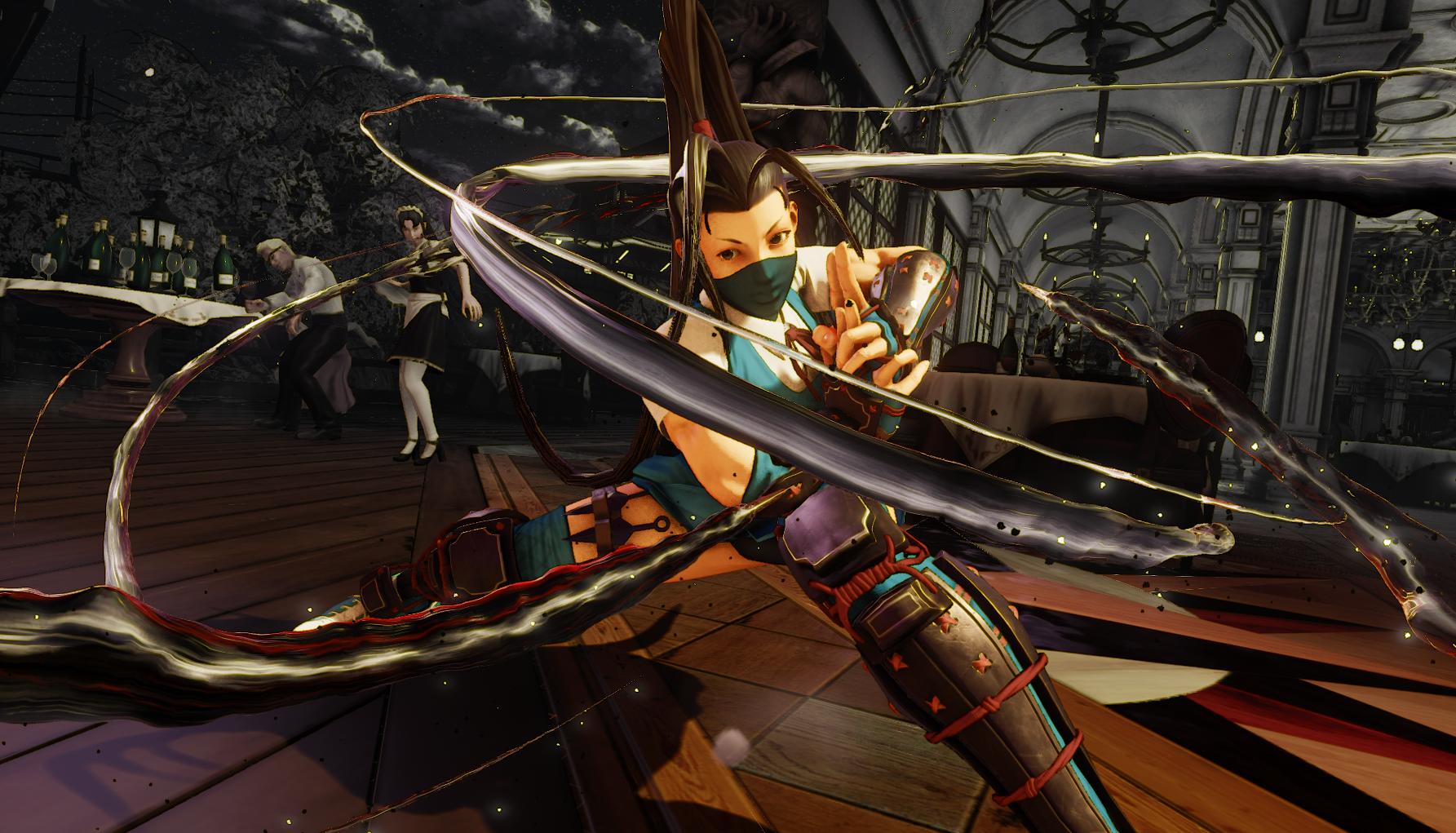 Ibuki - Le personnage de mai de Street Fighter V repoussé à juin ?