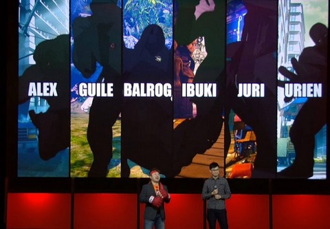 Street Fighter V : Le point sur le planning des DLC pour 2016
