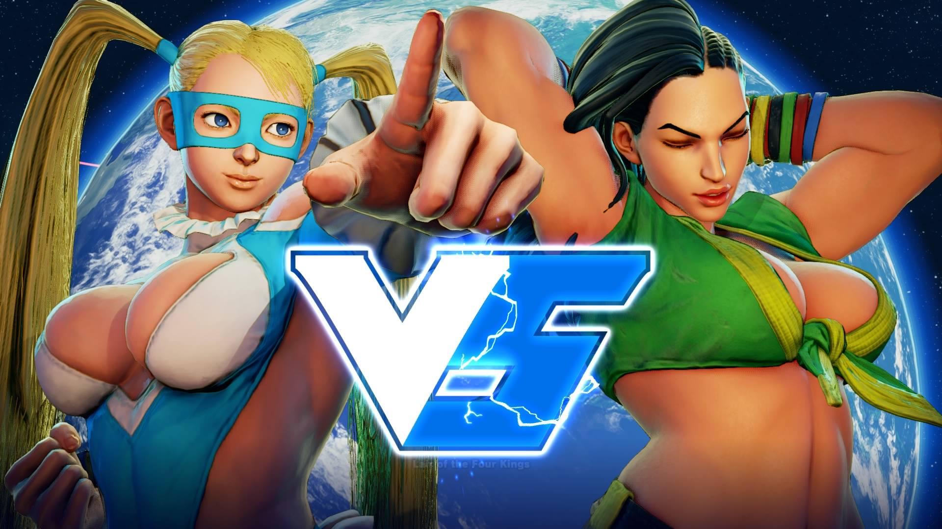 Test : Street Fighter V - Capcom Pro Tour Edition