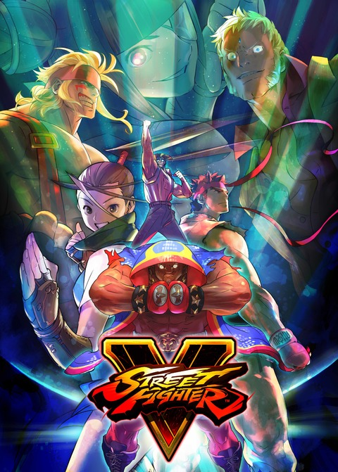 Street Fighter V - Juri, Ibuki, Urien et Balrog jouables dès la fin du mois dans le mode histoire de Street Fighter V