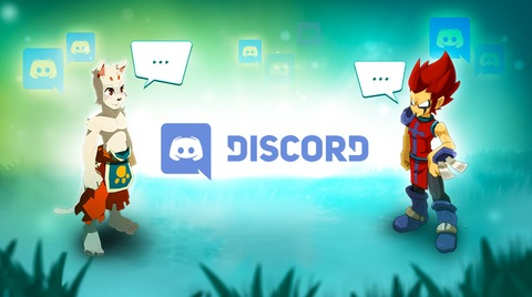Discord communautaire DOFUS Touch