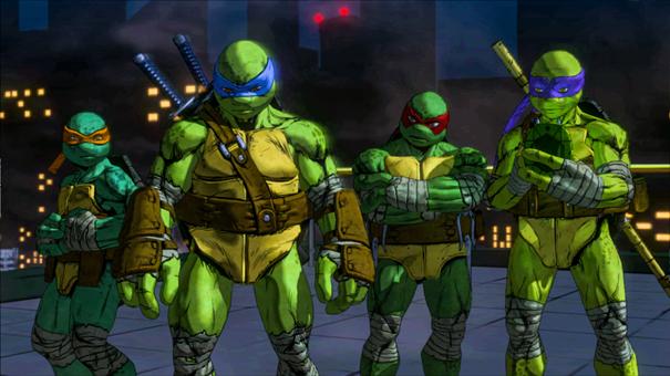 Platinum et Activision s'allient pour le nouveau jeu Tortues Ninja
