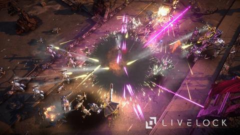 Livelock - Livelock dans les bacs le 2 août sur PC et consoles
