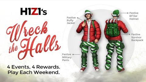 H1Z1: King of the Kill - H1Z1 gratuit pour une semaine