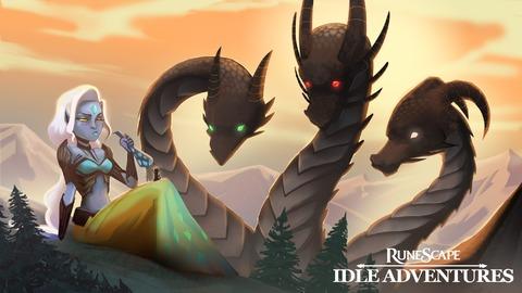 RuneScape Idle Adventures - RuneScape se lance dans l'idle game avec RuneScape Idle Adventures