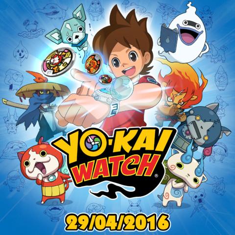 Une date officielle pour Yo-Kai Watch