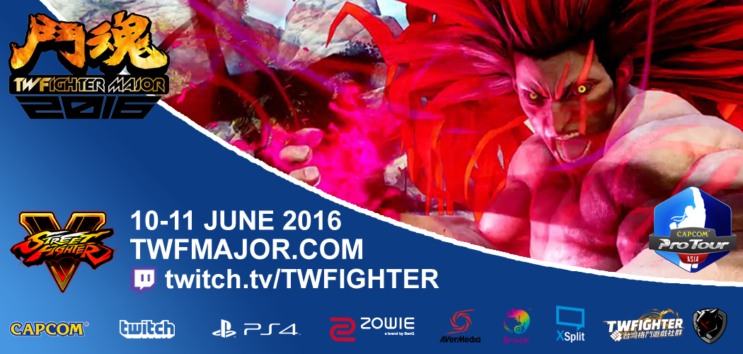 Taiwan, Moscou, Paris - Les tournois Street Fighter V du week-end