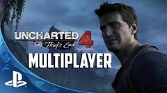 Uncharted 4 lance sa bêta ce week-end