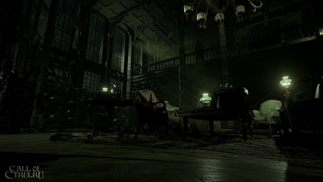 Images de Call of Cthulhu : The Official Video Game
