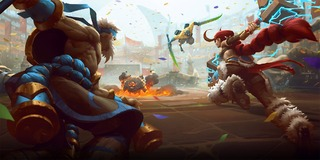 Battlerite en free-to-play... fin 2017
