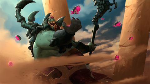 Battlerite - Battlerite évolue en version 0.10 et inaugure sa première saison