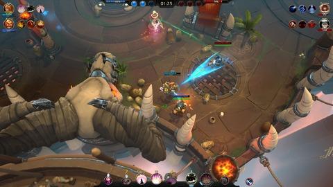Battlerite - Battlerite donne le coup d'envoi de son accès anticipé