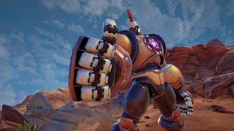 Riot Games se lance dans le jeu de combat avec Rising Thunder