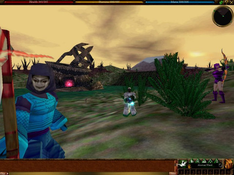Asheron's Call - Asheron's Call 1 et 2 (presque) en free-to-play le 1er août