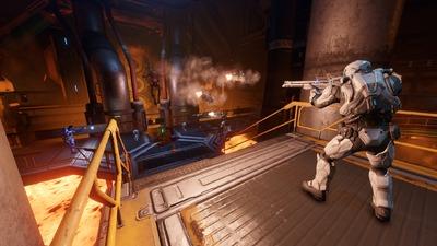L'annonce de la bêta ouverte de DOOM s'accompagne du détail du premier DLC